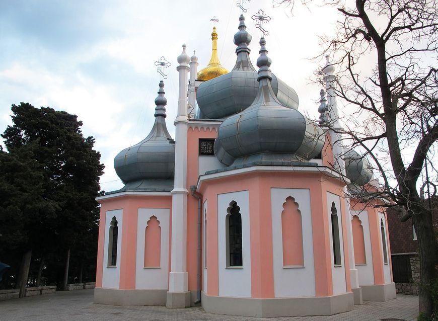 Храм Святителя Златоуста
