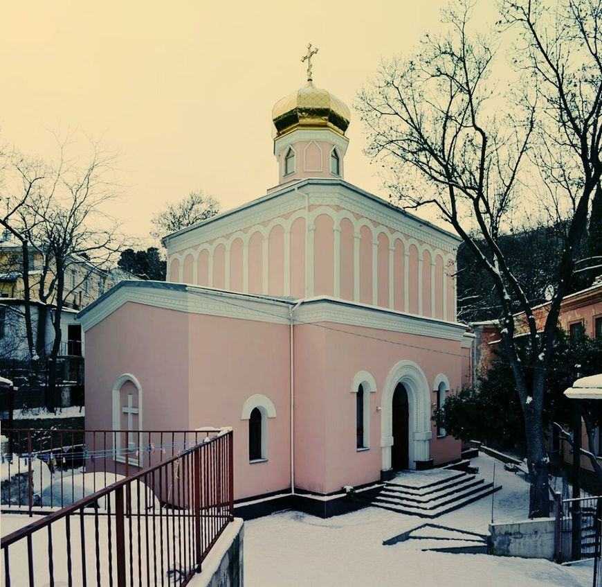 Храм Воскрешения Христа