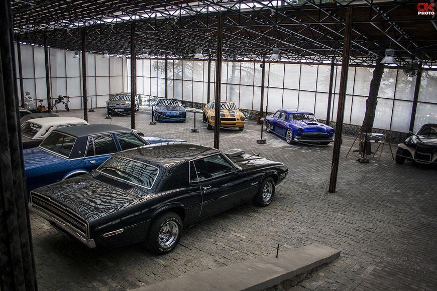 Музей автомобильного искусства